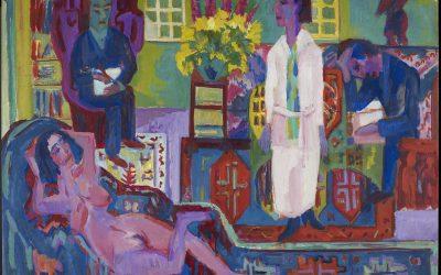 Modern Bohemia by E.L. Kirchner